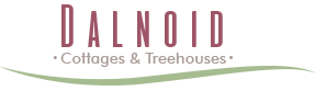 Dalnoid Cottages & Treehouse Logo