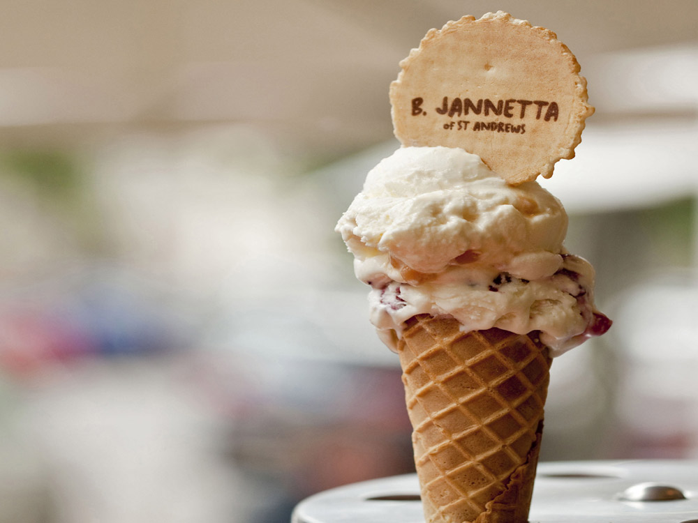 Janetta's Ice Cream, St Andrews