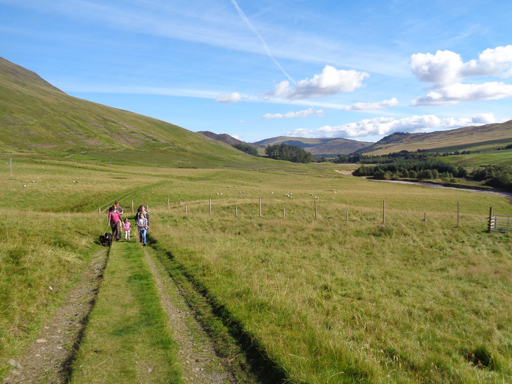 Dalmunzie Estate, Spittal of Glenshee